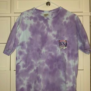 dyed comfort colors t-shirt